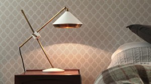 Bert-frank-Shear-table-lamp